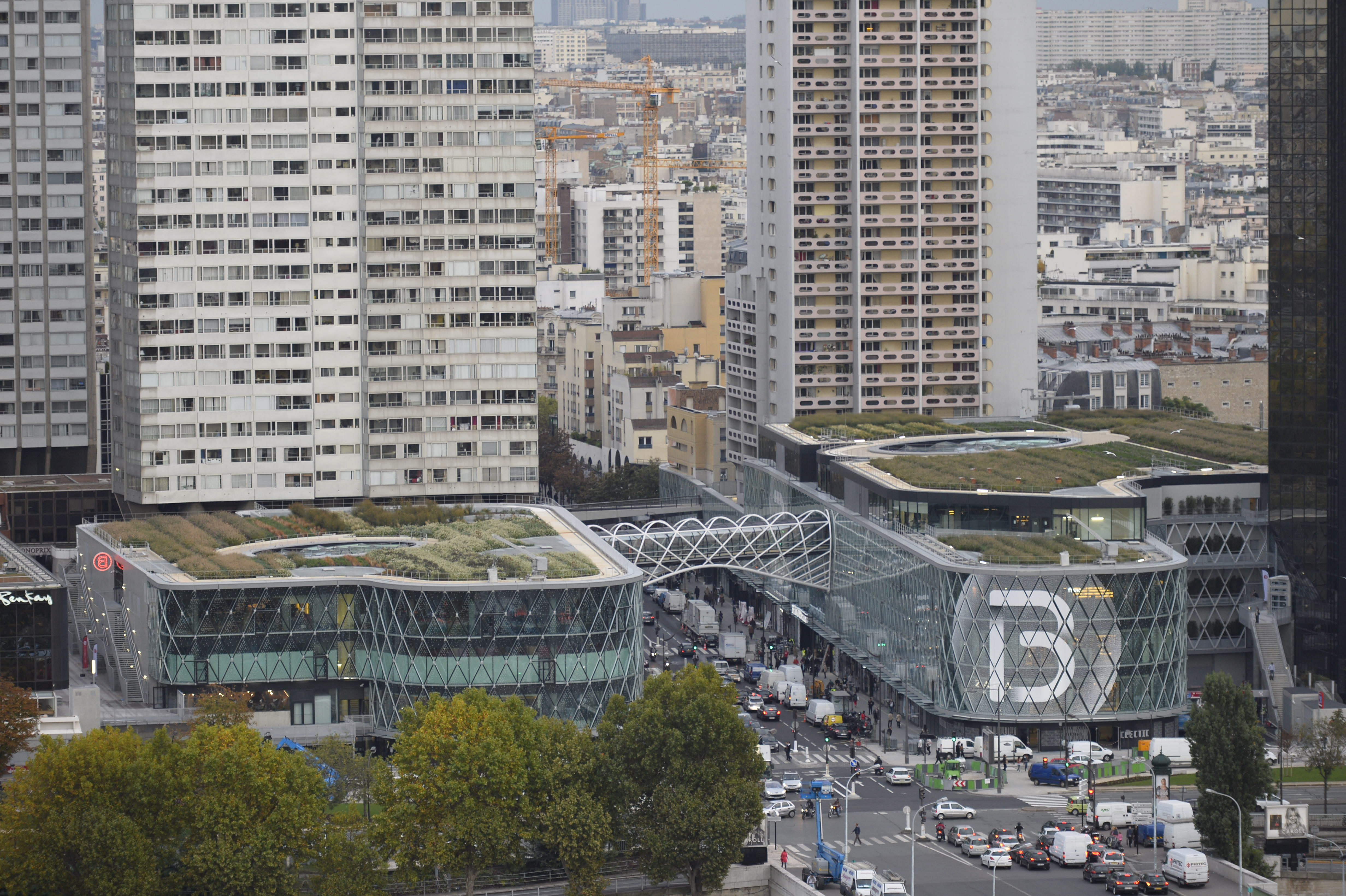 Le nouveau centre commercial beaugrenelle ingrid nappi choulet - Centre commercial de beaugrenelle ...